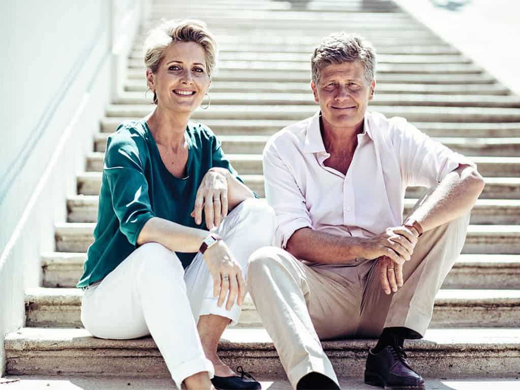 Karl und Martina Hohenlohe Gault Millau