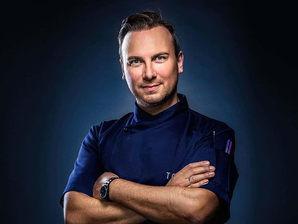 Tim Raue 100 best chefs