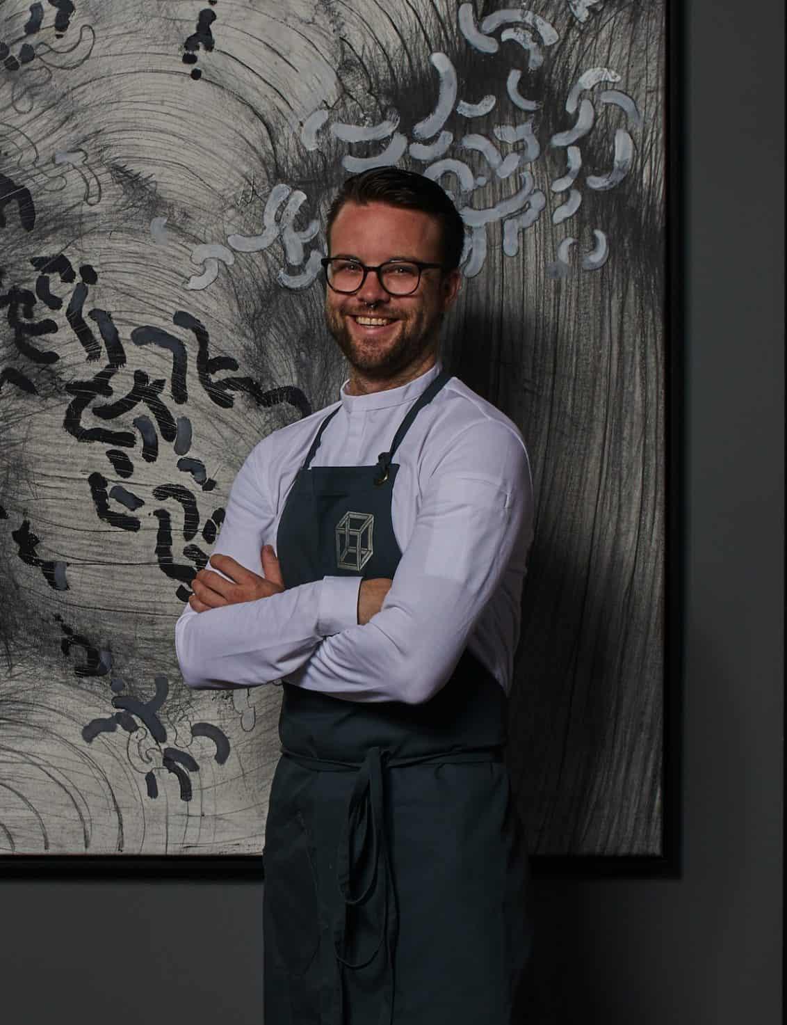 Küchenchef Liam Valentine Faggotter, Restaurant Cell