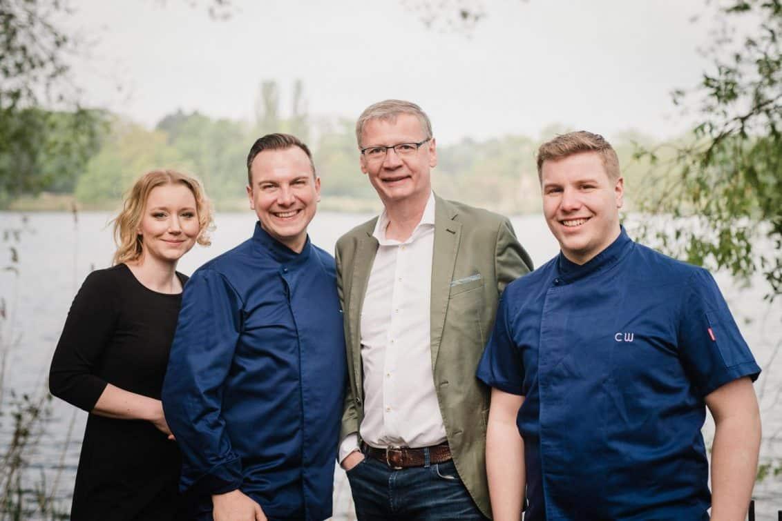 Villa Kellermann, Tim Raue, Günther Jauch
