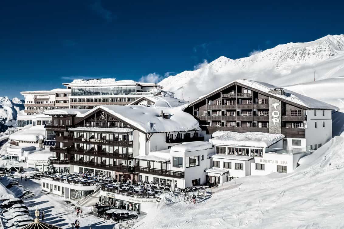 TOP Hotel Hochgurgl, Jobs