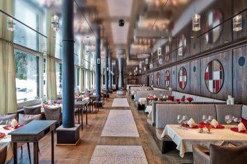 Die Krone von Lech Restaurant
