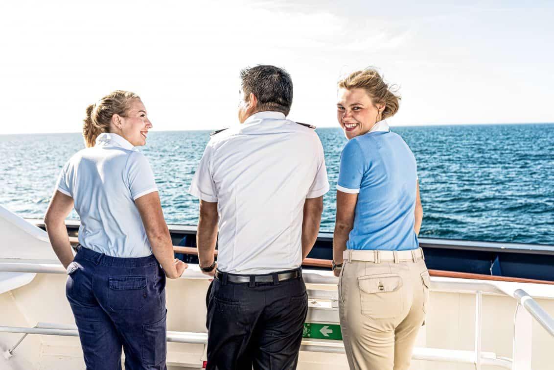 Sea Chefs, Jobs