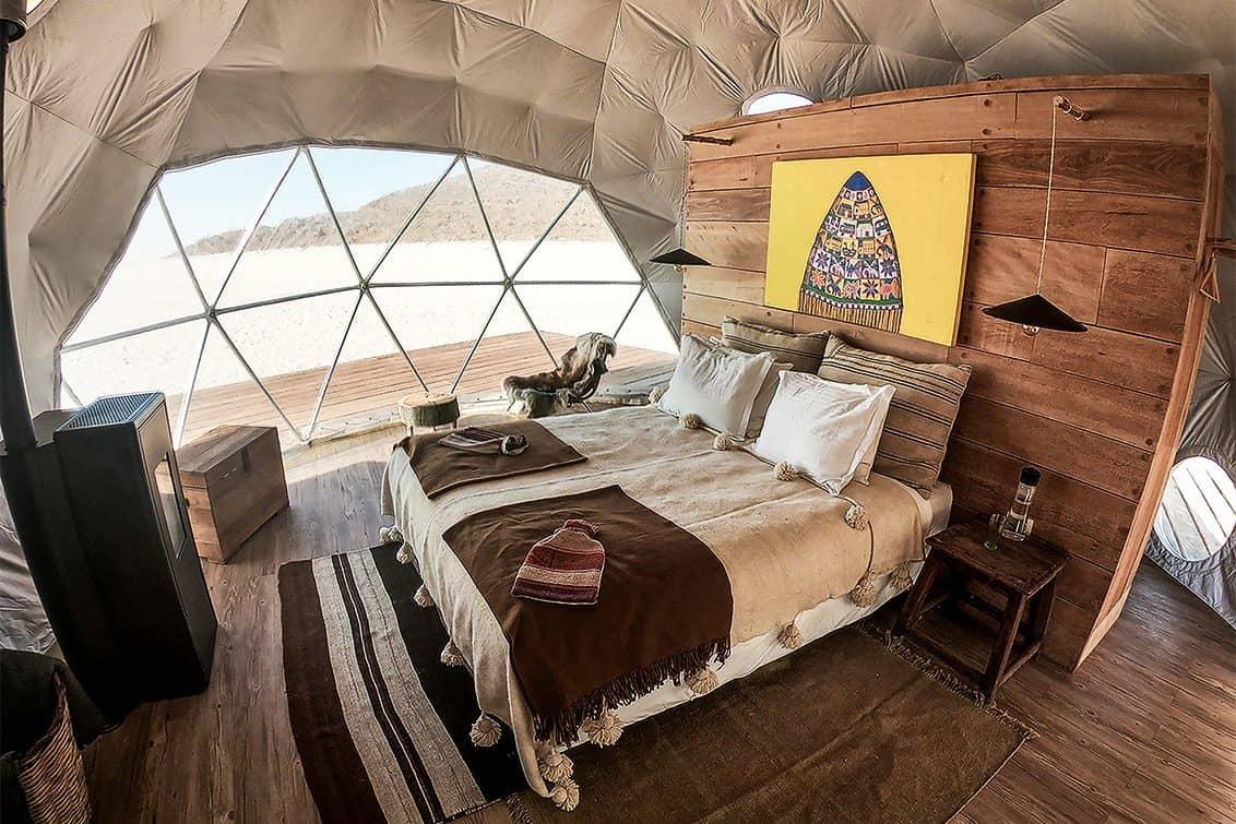 Kachi Lodge, Uyuni, Bolivien