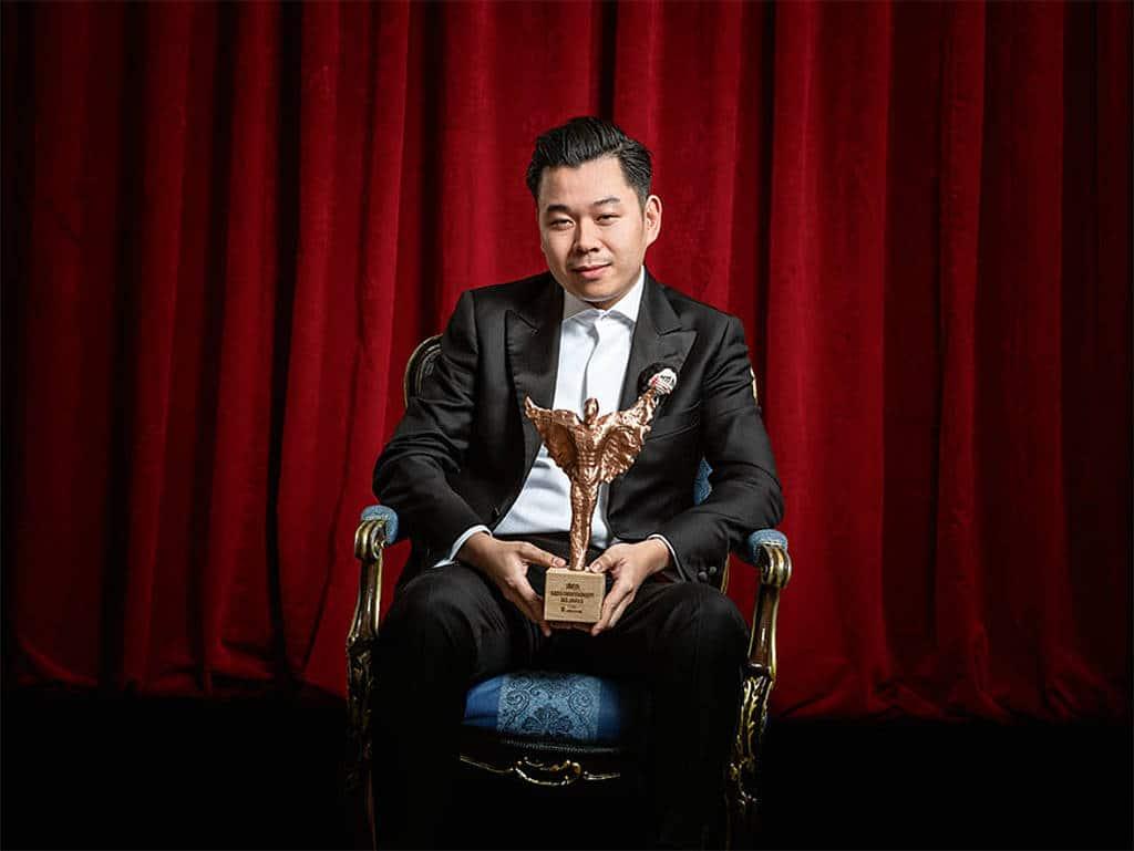 Martin Ho, Rolling Pin Awards, Gault Millau
