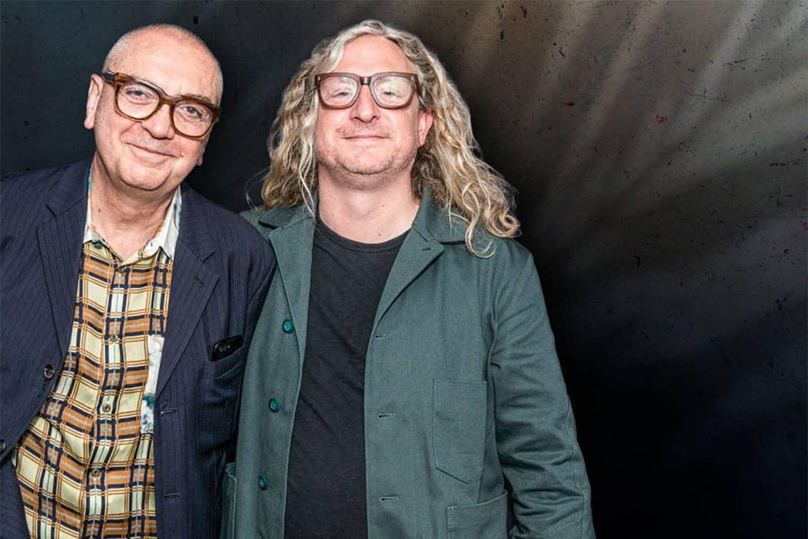 Joel Warwick und Andrea Petrini, die Gründer der World Restaurant Awards