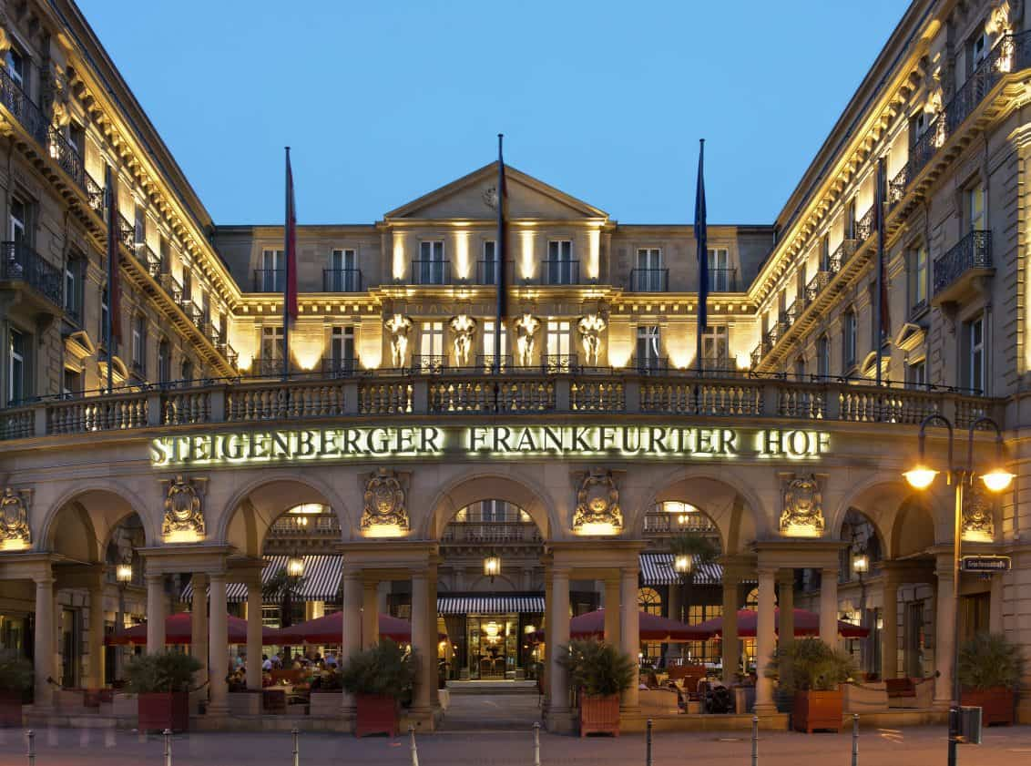 Steigenberger Hotel Frankfurter Hof