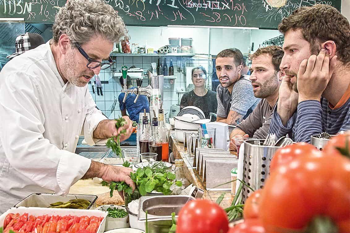 Trends, Gastronomie, Innovation, Levantinische Küche