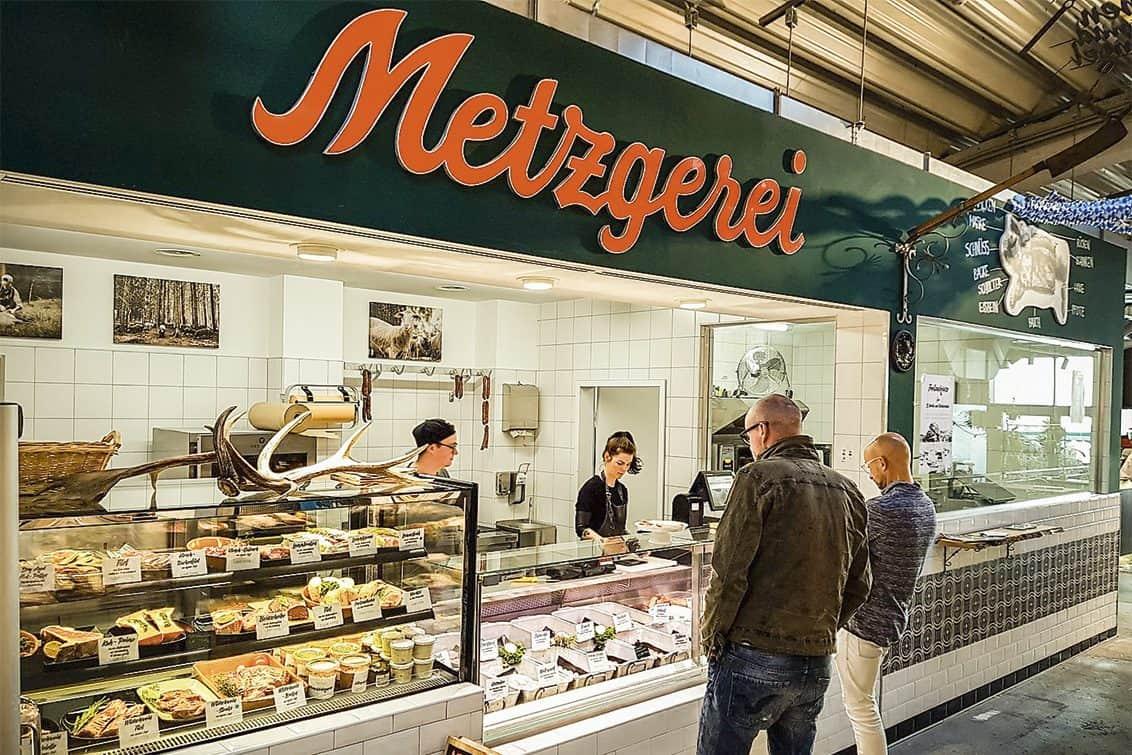 Metzgerei Lappen und Prengel, Köln