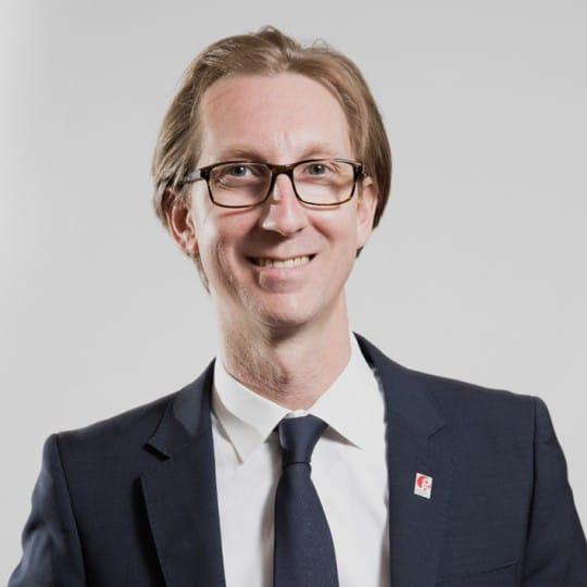 Klaus Gaedke, Steuerberater