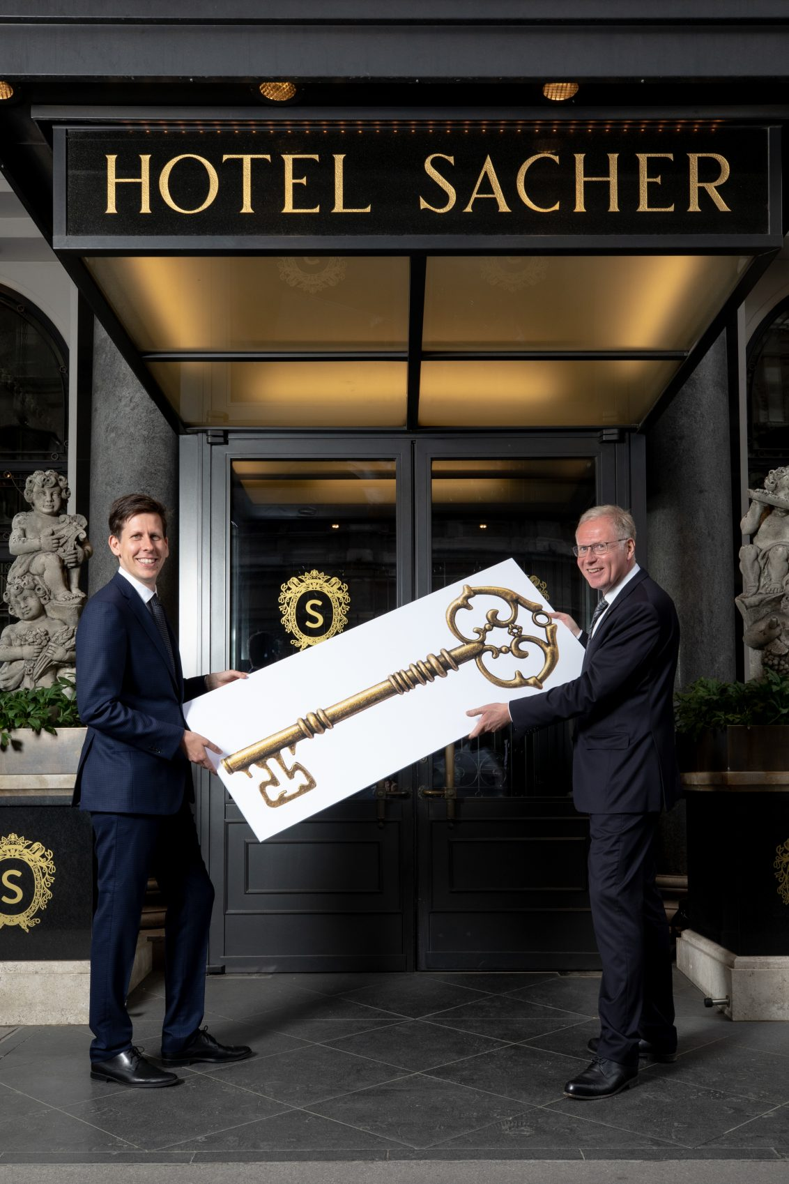 Hotel Sacher Hoteldirekrot