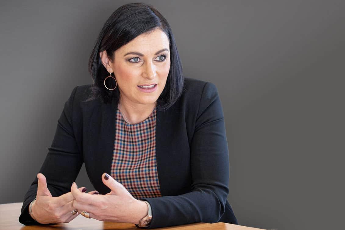 Elisabeth Köstinger im Interview mit Rolling Pin
