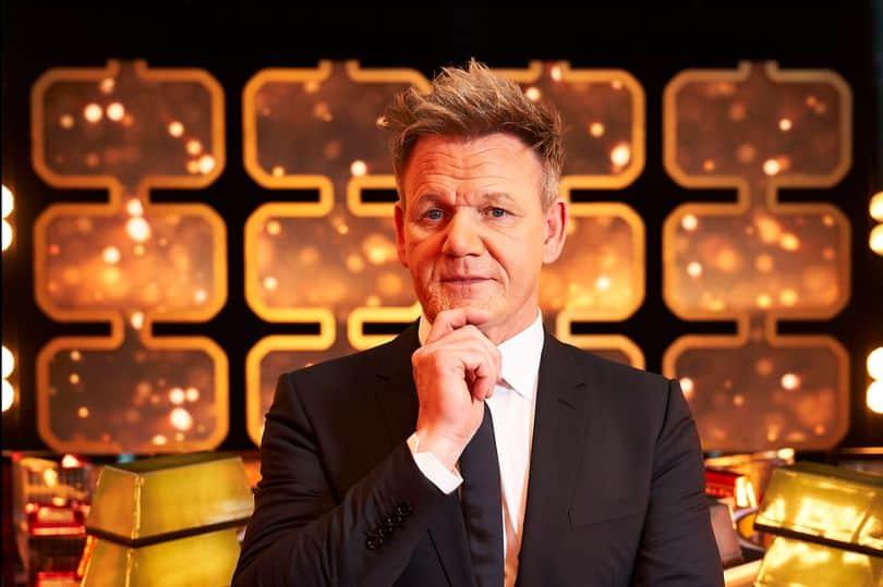 Gordon Ramsay (c) BBC