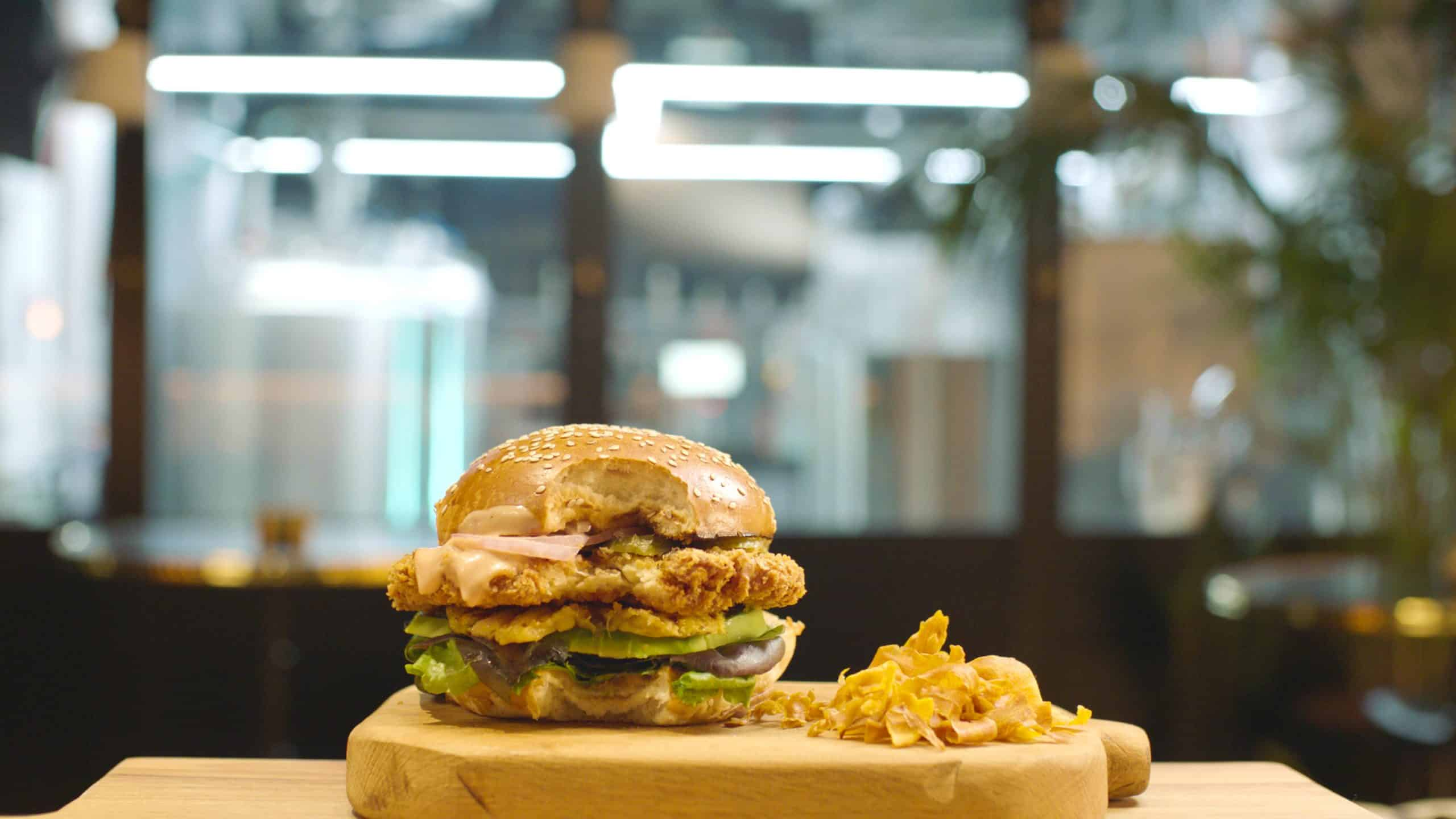 SuperMeats-chicken-burger-pilot-plant-in-the-back-scaled