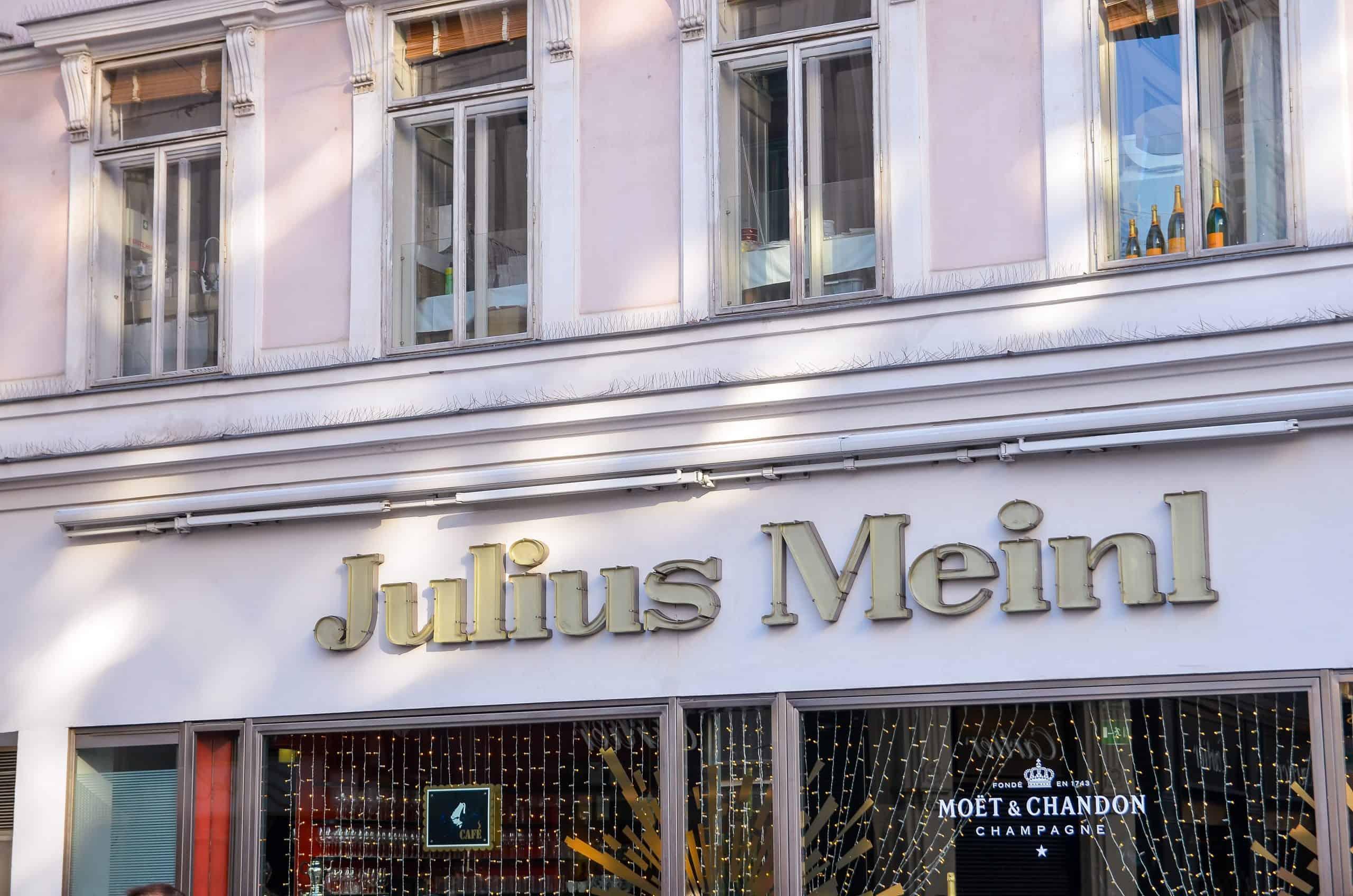 Julius Meinl Front