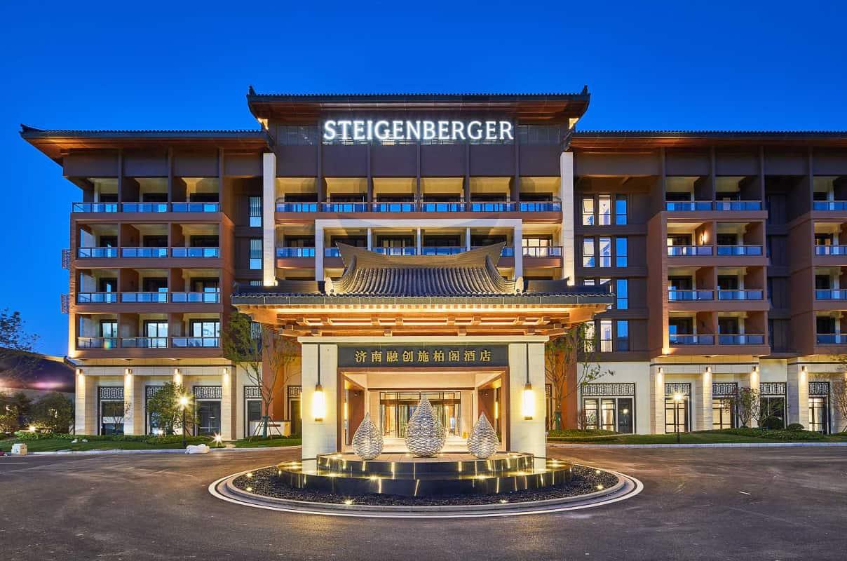 Steigenberger Hotel in China