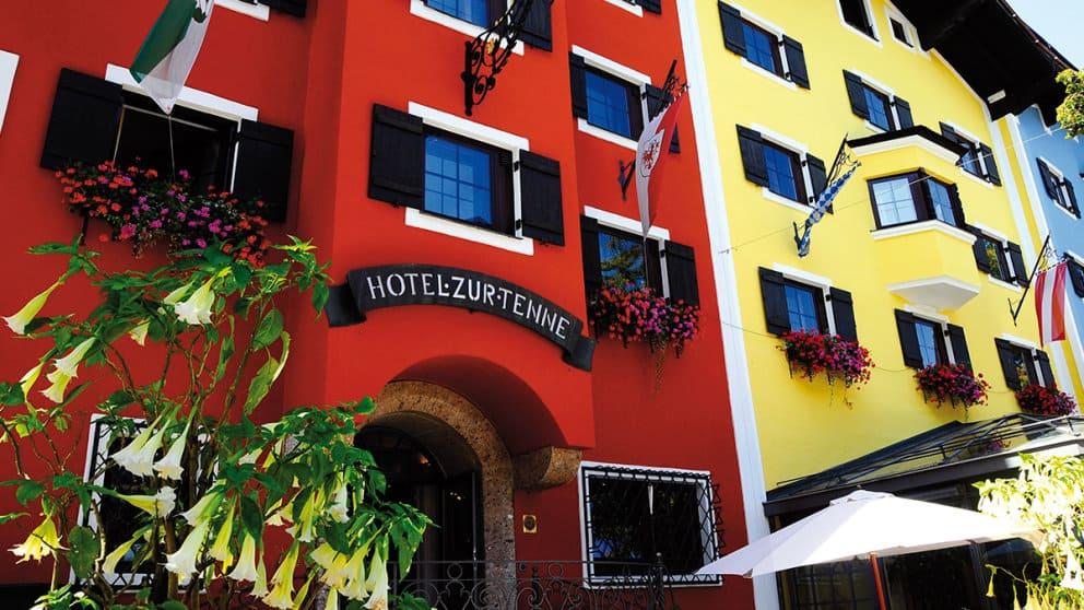 HotelzurTenne